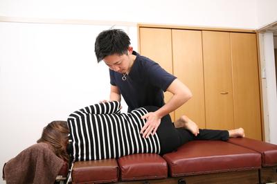 産後の股関節痛の対処法 骨盤矯正