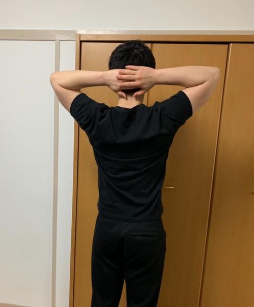 五十肩のチェック法4