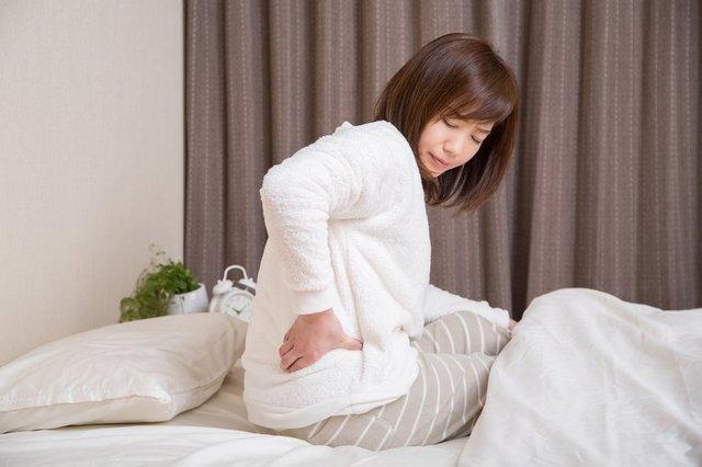 妊娠中なぜ腰が痛くなるのか?