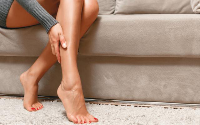 妊娠中の足のつりの予防法
