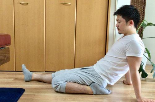 ストレッチ 大腿四頭筋