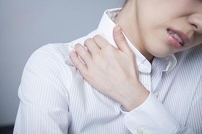 肩こり・首の痛み 画像